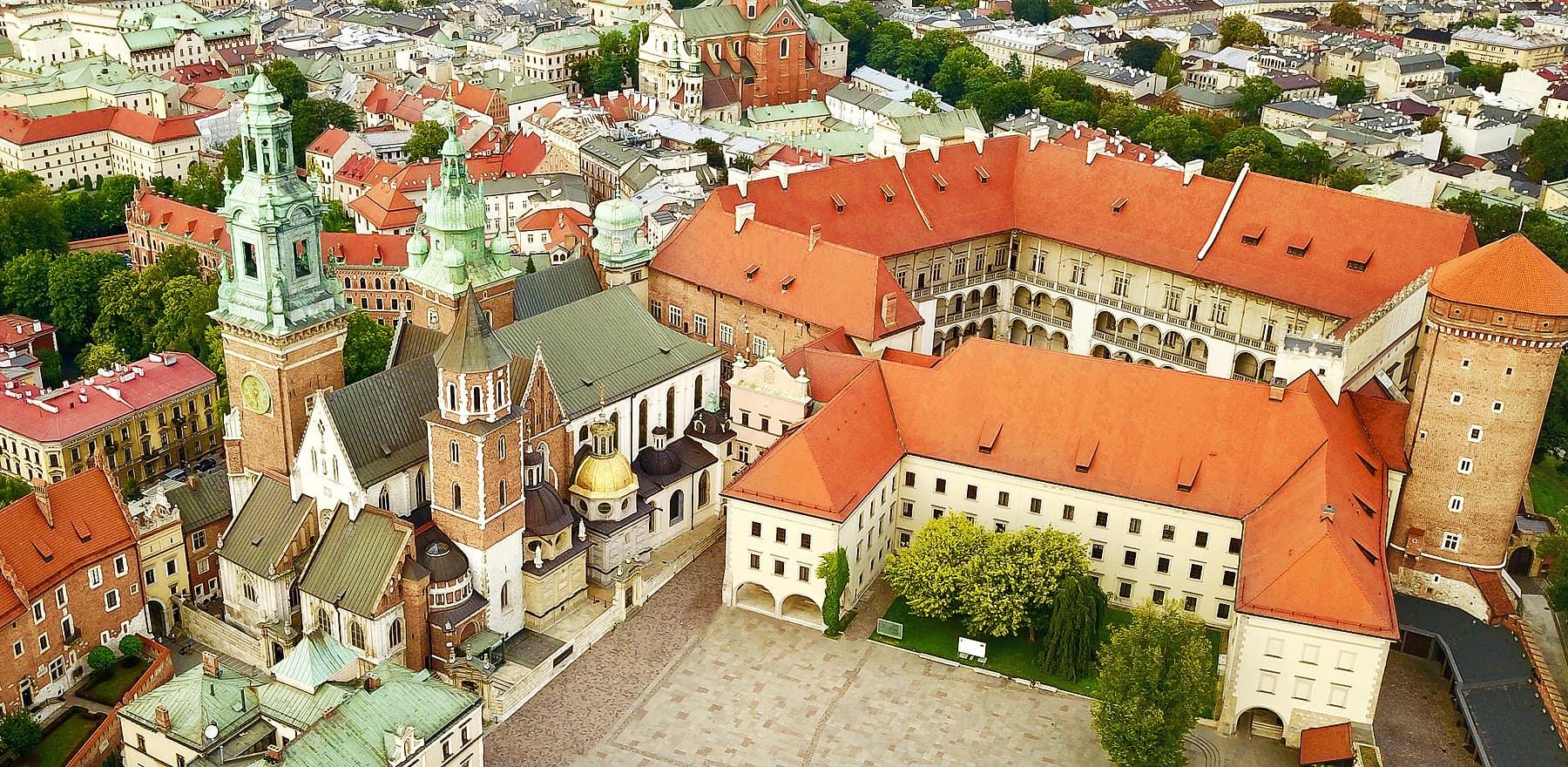 Klassetur Krakow