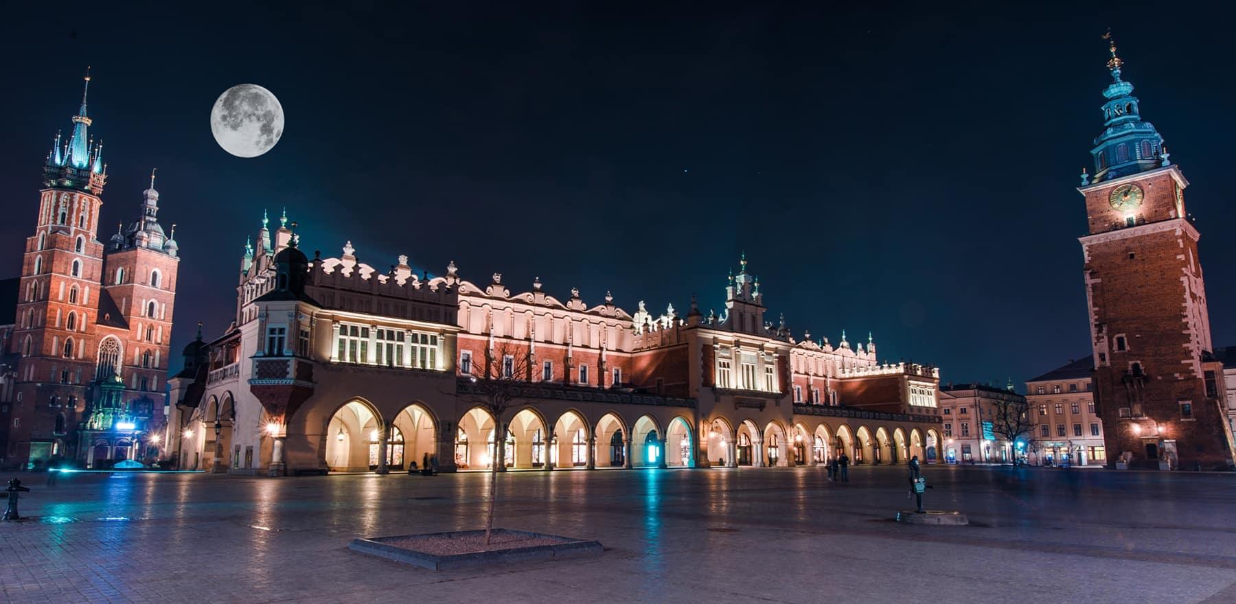 Krakow byrundtur